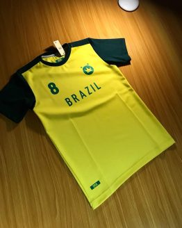 DRIK 2018 WORLD CUP T-SHIRT BRAZIL