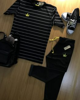 Drik Striped T-Shirt Set