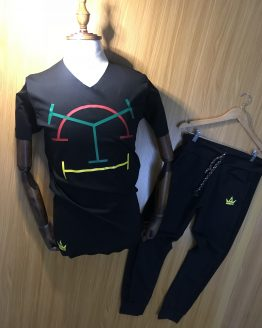 Drik Nsibidi T-Shirt Set