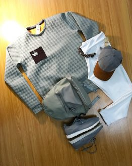 Drik Sweat Shirt Set