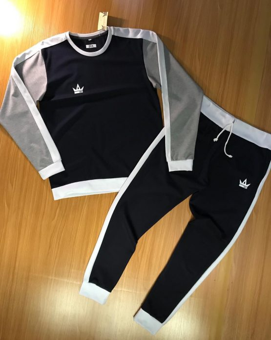 Drik Three Piece Sweat Shirt Set
