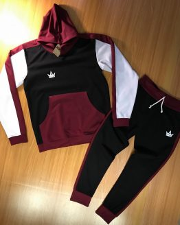 Drik Three-Piece Hoodie Set