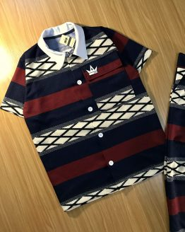 Drik Kulture Shirt Set