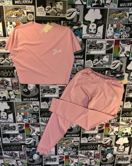 Drik Crop T-Shirt Set