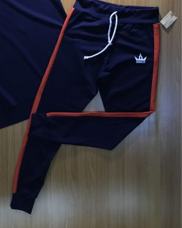 Drik Striped Sweat Pant